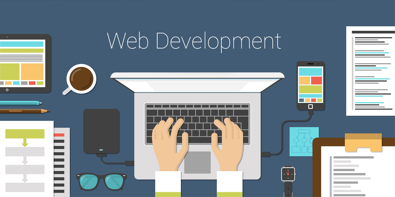 development of a website for Web development definition - web development broadly refers to the tasks associated with developing websites for hosting via intranet or internet the.